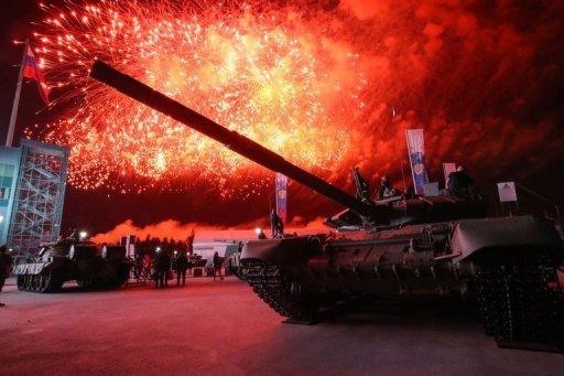 blog - Ruské armádne hry 2020